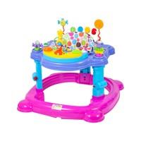 Andador Para Bebê Com Bandeja Musical Baby Style