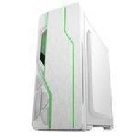 Gabinete Gamer USB 3.0 Led Branco Bluecase BG-009