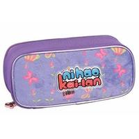Estojo Choice Bag Ni Hao Kai-Lan Fantastic NKFN306 Roxo