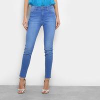 Calça Jeans Skinny Forum Marisa Cintura Alta Feminina - Feminino 4032fa81193
