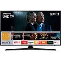 Smart TV LED 43 Samsung 4K 43MU6100 Conversor Digital