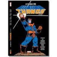 Saga De Thanos, A - Vol. 1.