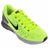 buy popular 4dacf 782ca ... Tênis Nike Lunarglide 6 Masculino Verde Limão ...