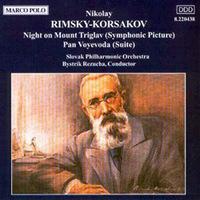 Slovak Philharmonic Orchestra Rimsky Korsakov Night On Mount Triglav Pan Voyevoda
