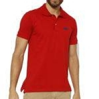 Camisa Polo Club Polo Collection BASIC HORSE M VERMELHO