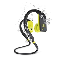 Fone de ouvido Esportivo JBL Endurance Dive Waterproof IPX7 Bluetooth MP3 Player 1Gb Preto/Verde