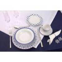 Jogo Aparelho De Jantar 20 Peças De Porcelana Magnitud