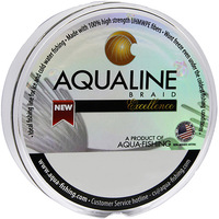 Linha de Pesca Aquafishing Multi Excellence 0,18Mm/300M/26 Lb/Vd