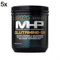 Kit 5X Glutamina-SR - 300g - MHP -