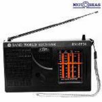 Rádio Portátil 3 Faixas Rm-Pf 34 – Motobras