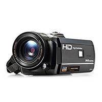 Filmadora Digital Ordro D395 Wi-Fi Preta