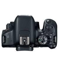 Câmera Digital Canon EOS Rebel T7i DSLR 24.2MP Kit Premium 18-55 + 55-250 + Bolsa + Cartão 32GB + Mini Tripé + Filtro Uv + Kit Limpeza