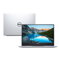Notebook Dell Inspiron i15-7572-A30S Intel Core i7-8550U 16GB 1TB 128GB 1.8GHz LCD 15,6 Windows 10 Prata