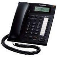Telefone Panasonic KX-T7716X-B Preto
