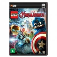 Lego Marvel Vingadores PC