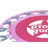 Cama Elástica Poli Sports Jump Pink