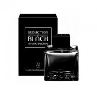 Seduction In Black de Antonio Banderas Eau de Toilette 100ml - Masc.