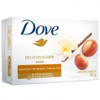 Sabonete em Barra Dove Delicious Care Karité 90G