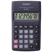 Calculadora de Bolso Casio HL-815L-BK-S-DH