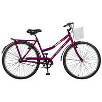 Bicicleta Feminina Kamilla Aro 26 Master Bike - Violeta