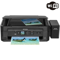 Multifuncional Epson EcoTank L455 Wireless