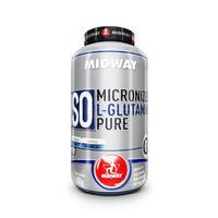 Suplemento Midway Glutamina Iso L-Glutamine Micronized Pure 100g