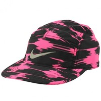 Boné Nike Graphic AW84 Feminino Preto e Pink  406b0d42474