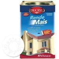 Tinta Acrílica Fosco Ducryl Base Pastel 16l Renner