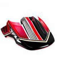 Pala Fly Racing Para Capacete Fly Kinetic - Trey Canard