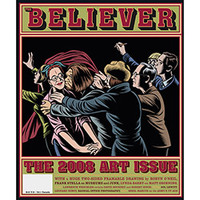Believer The 58 Art Issue