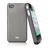 Case Iskin Aura Grey - iPhone 4 e 4s