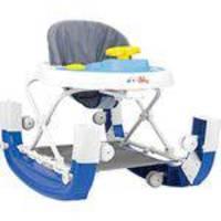 Andador Balanco 8 Rodas Regulav. Azul Styll Baby Unidade