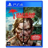 Dead Island Definitive Collection para Playstation 4 (PS4)