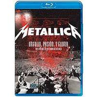BLU-RAY ORGULLO PASIN Y GLORIA-LIVE IN MEXICO