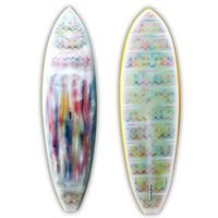 Prancha Soul Fins Stand Up Paddle White 100 Multicolorido