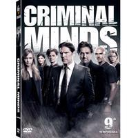 Criminal Minds - 9ª Temporada 5 DVDs - Multi-Região / Reg.4