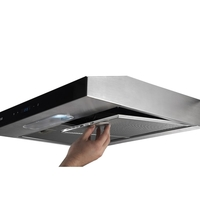 Depurador de Ar Suggar Slim Touch DI61THIX 60cm Inox