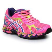 tenis asics feminino accelerato rosa