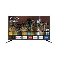 Smart TV LED 43 Philco PTV43G50SN Preta