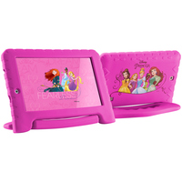 Tablet Multilaser Princess Plus NB281 8GB 7 Wi-Fi Android 7.0 Rosa