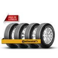 Kit 4 Pneus Continental 175/70r14 84t Powercontact 2