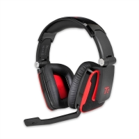 Headset THERMALTAKE Tt Esports Shock One 5.1 Preto USB para PC