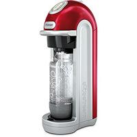 Máquina de Bebidas com Gás SodaStream Fizz Vermelha