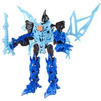 Boneco Hasbro Transformers Construct Bots Strafe A6150/A7067