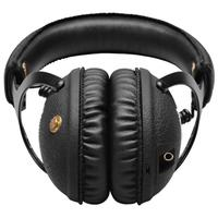 Fone de Ouvido Marshall Headphones Monitor Bluetooth Preto