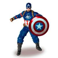 Boneco Capitão América Avengers Olho Injetado