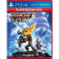 Jogo Ratchet & Clank Hits - PS4