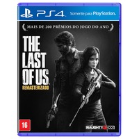 The Last of Us Remasterizado Playstation 4 Sony