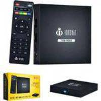Conversor Smart Tv Box Tvb-906x Preto Infokit