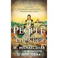 Livro - People of The Thunder
